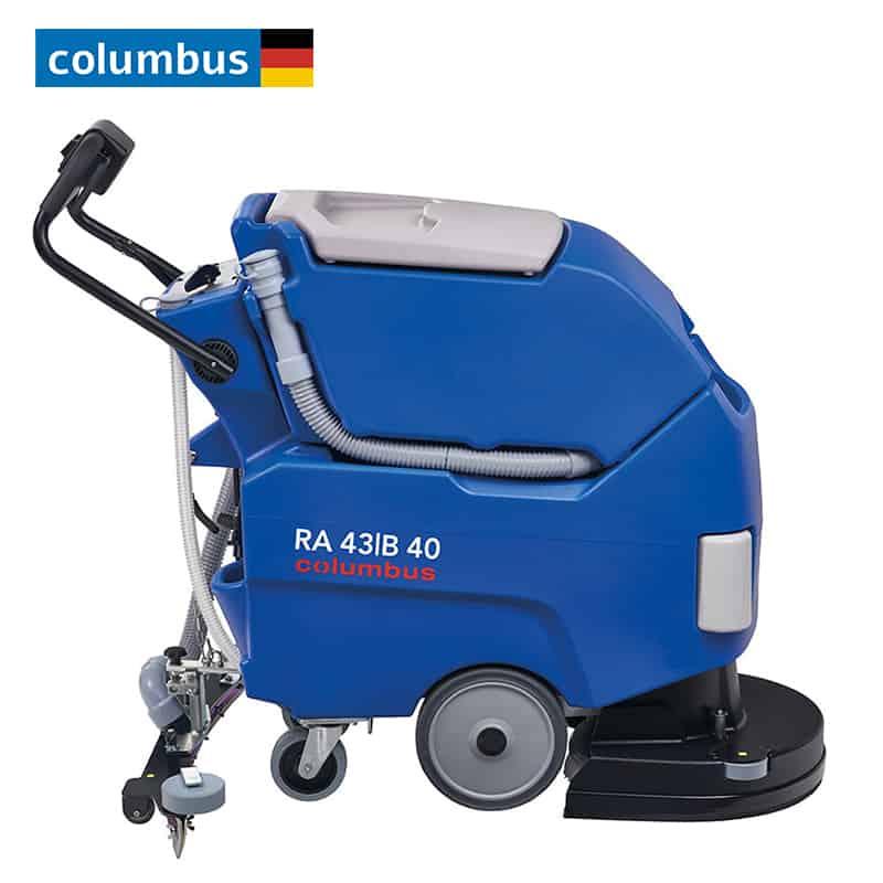 מכונת שטיפה לרצפות COLUMBUS RA43B40QS (1)
