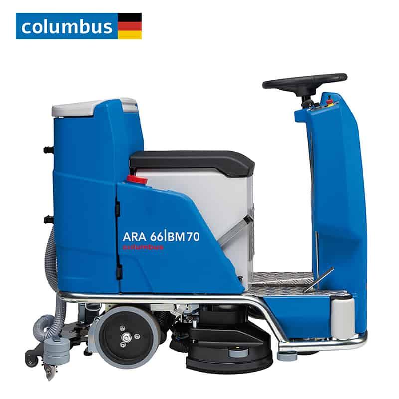 ARA66BM70 COLUMBUS מכונת שטיפה לרצפות (2)