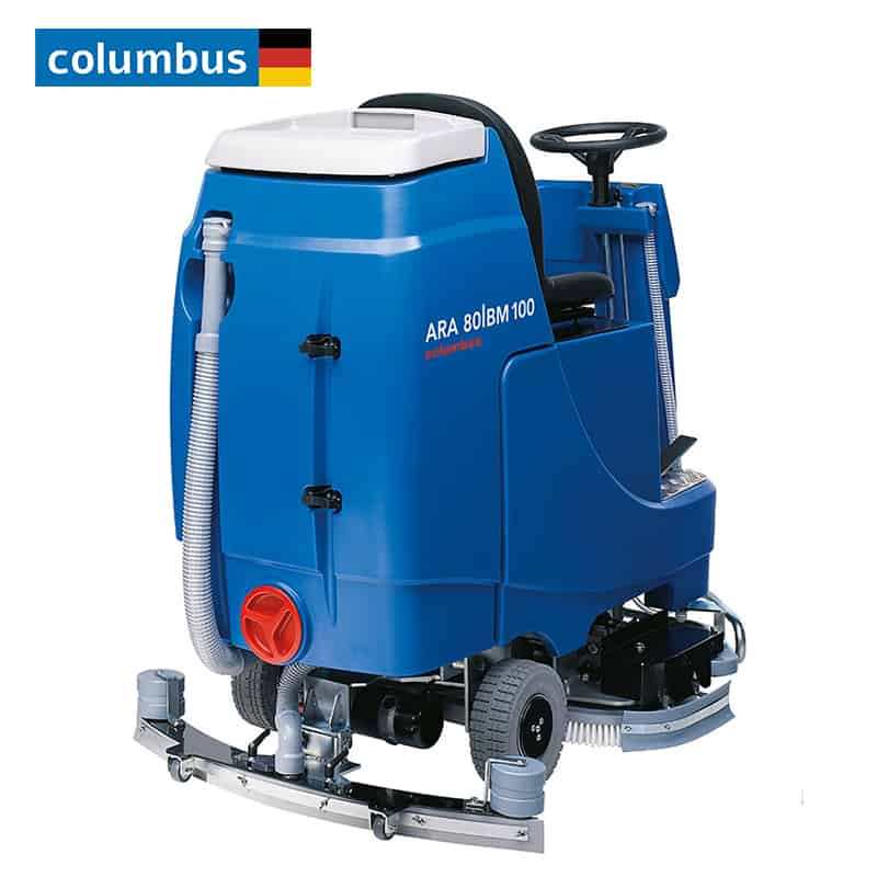 ARA80BM100-COLUMBUS מכונת שטיפה לרצפות (4)