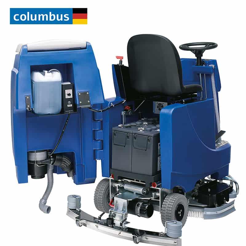ARA80BM100-COLUMBUS מכונת שטיפה לרצפות (5)
