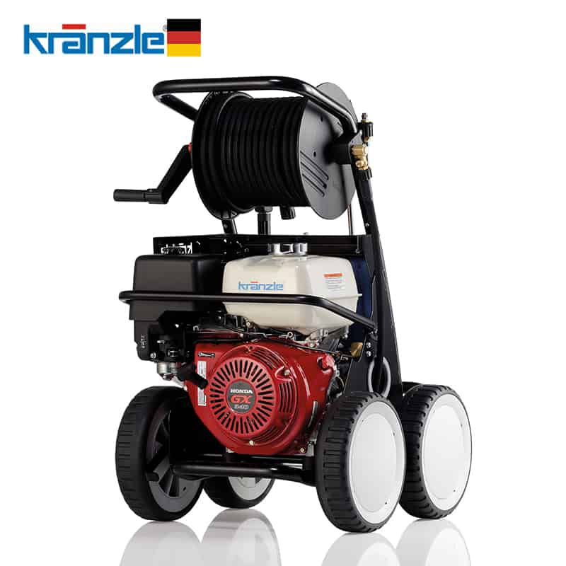 B240T מכונת שטיפה בלחץ גבוה KRANZEL 2
