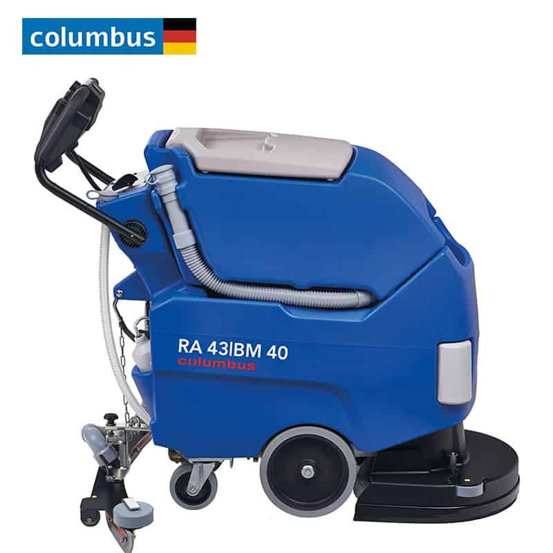 RA43BM40 columbus מכונת שטיפה לרצפות (2)