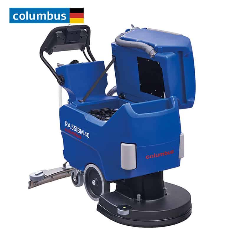 RA55BM40- COLUMBUS מכונת שטיפה לרצפות (4)