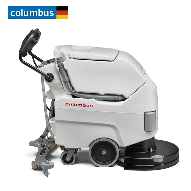 RA55BM40-INOX COLUMBUS מכונת שטיפה לרצפות אנטיבקטריאלי (2)