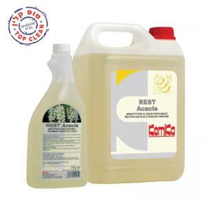 החומר הינו משמש לניקוי כתמים קשים ללא מאמץ ובנוסף מנטרל ריחות ומשאיר ניחוח נעים. החומר לא מתאים לשימוש במכונת שטיפה או פוליש.