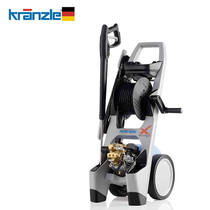 X-A17TST מכונת שטיפה בלחץ KRANZEL